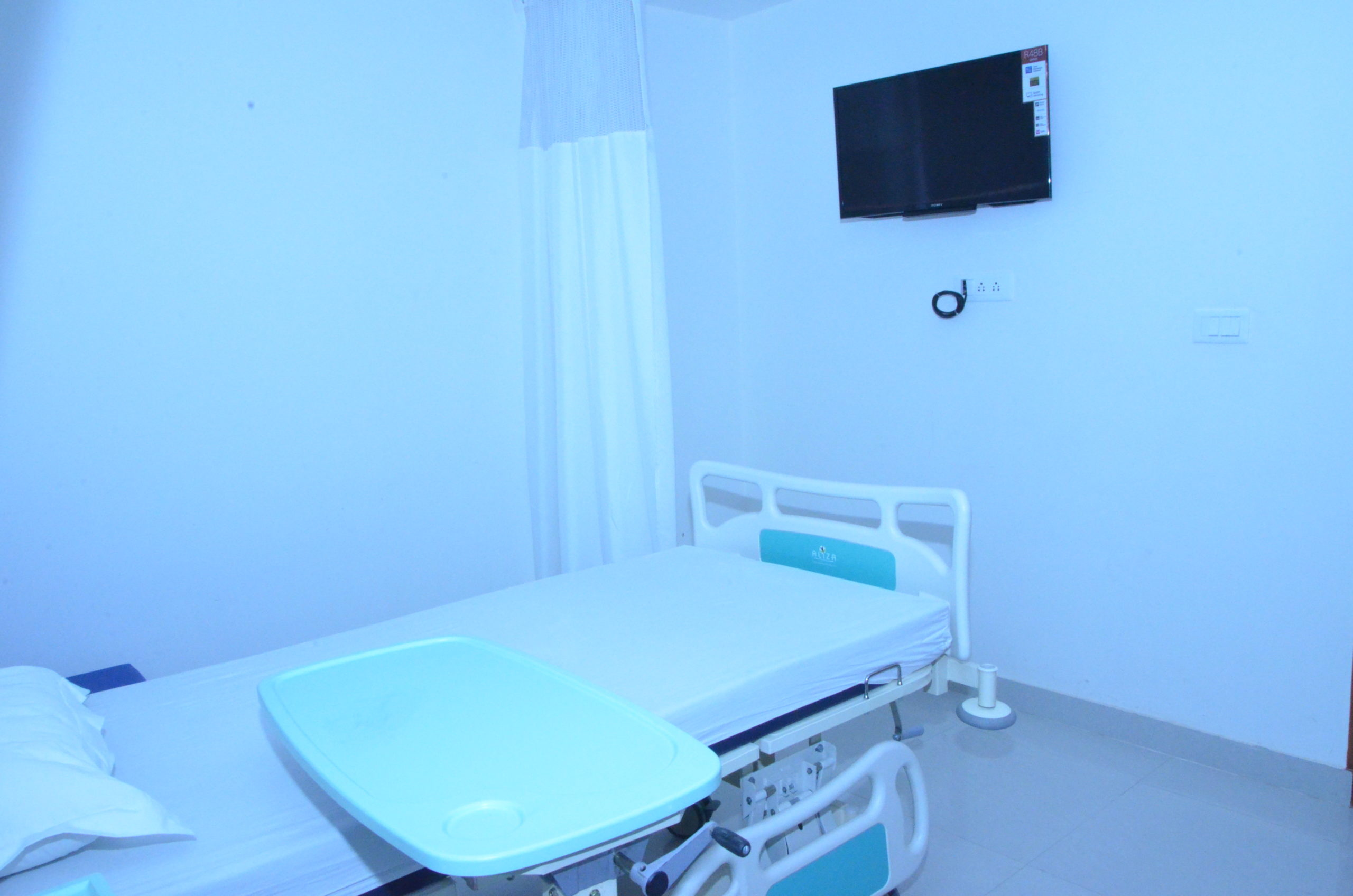 sci ivf clinic room