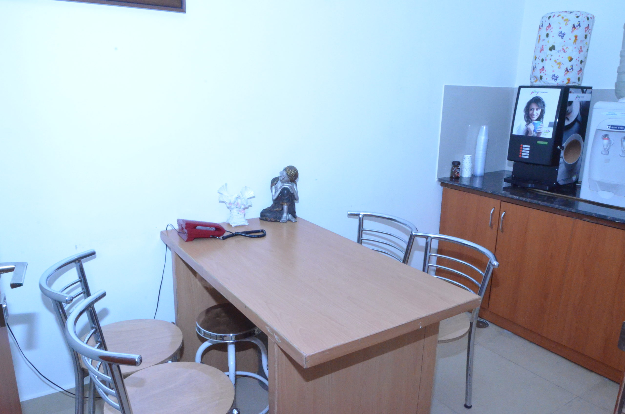 sci ivf clinic lunch room
